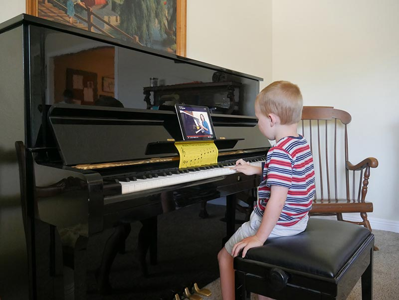 online piano lessons ages 5 to 7